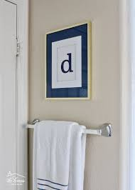 Ideas For Decorating Ideas For Decorating A Rental Bathroom Using All Temporary Touches
