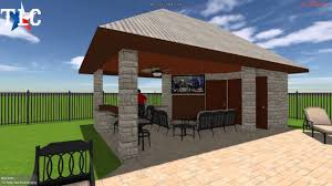 pool and outdoor kitchen design for the sargent family youtube