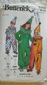 Butterick Halloween Costume Patterns 74 1970s Butterick Images Vintage Sewing