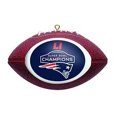 new patriots bowl li chions replica football