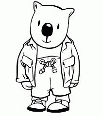 koala bear coloring page koala brothers 1 coloring page