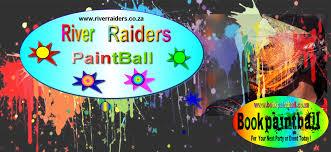 book paintball river raiders johannesburg