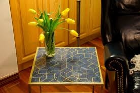 diy how to build a mosaic epoxy tabletop for under 52 youtube