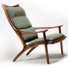 Best Mcm Chair Best 25 Sam Maloof Ideas On Pinterest Wood Joints Chair Design