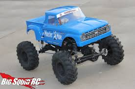 monster jam rc truck bodies body mount pro line factory team part 4