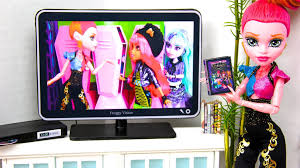 how to make a doll flat screen tv with dvd player special