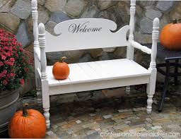 How To Make A Banquette Bench How To Build A Headboard Bench Confessions Of A Serial Do It