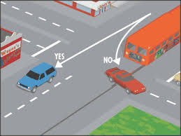 Speed Limit In Blind Intersection California Driver Handbook Sharing The Road