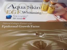aqua skin egf gold aqua skin egf whitening gold glutabest