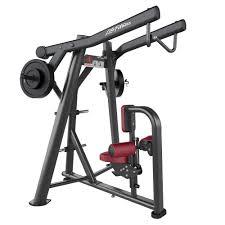 signature series high row life fitness strength training equipment