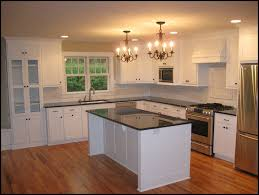 Light Brown Cabinets by Brown Black Countertops With Brown Cabinets Kitchen Most Widely