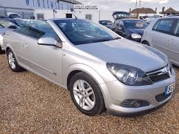 vauxhall astra 1 8 i sport twin top 2dr petrol manual 1 former