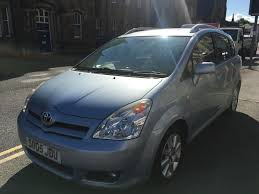 toyota corolla 2 0 verso t spirit d 4d 5dr for sale in burnley