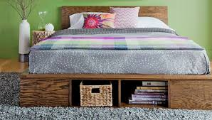 Discount Platform Beds 17 Easy To Build Diy Platform Beds Perfect For Any Home