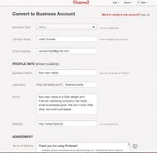Business Name Email Address by Pinterest Reslease Business Pages