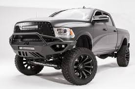 Fours Dr10 V2952 1 Vengence Front Bumper With Pre Runner Dodge Ram