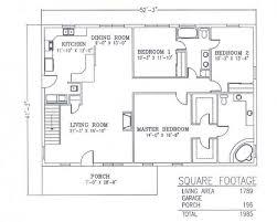 steel buildings with living quarters floor plans bedrooms 3