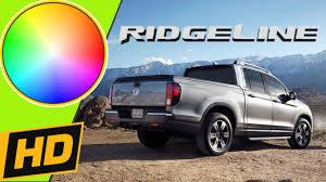 2017 honda ridgeline paint colors youtube