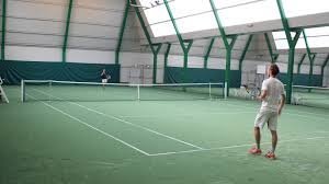 Hotel Amirauté Hotel Indoor Tennis Courts