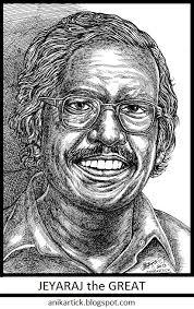 artist jayaraj sweetly called by us u0027jey u0027 one of the famous