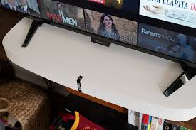 world no 1 home theater company sonos playbase review an expensive tv speaker that u0027s also good at