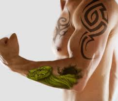 top 10 tribal tattoo designs for men arms