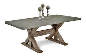 diy concrete dining table best vibrant cement dining table all dining room intended for cement