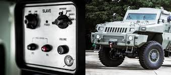 armored hummer top gear marauder multi role highly agile mine protected armoured vehicle