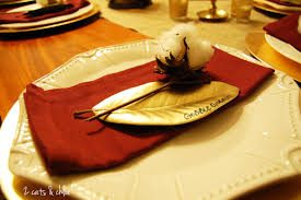 thanksgiving place setting thanksgiving table settings using cotton and magnolia