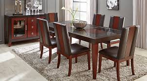 Dining Room Sets With Fabric Chairs by Dining Room Sets Suites U0026 Furniture Collections