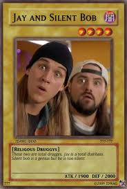 Jay And Silent Bob Meme - jay and silent bob card by zdwag on deviantart