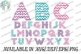 alphabet u0026 split letter big bundle svg dxf eps u2013 afw designs