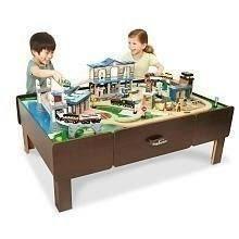 how to put imaginarium train table together toys r us imaginarium city central train table 99 99 was 170