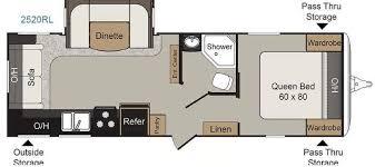 Keystone Rv Floor Plans New Or Used Keystone Passport 2920bh Rvs For Sale Rvtrader Com