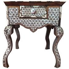 viyet designer furniture tables antique moroccan side table