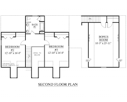 5 bedroom floor plans 2 story house plan house plan 2091 b mayfield 1 1 2 story house plans
