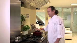 Omega Cooktops Neil Perry Kitchen By Omega Gas Cooktop Youtube