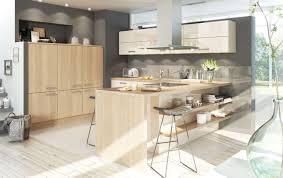 cuisine artego cuisine r f rence blanc et bois agencement optimal of cuisine