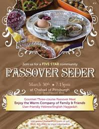 seder chabad of pittsburgh