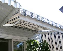 Awnings South Jersey Sun Coming In On Angle Retractable Awning You Can Tilt Now