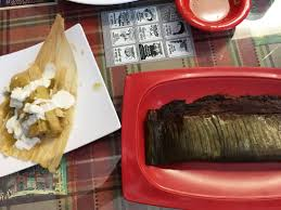 cuisine latine best thing we ate this week tamal oaxaqueño at tarasco s