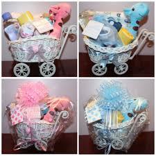 Baby Shower Gift Crafts Baby Boy Hamper Gift Basket Pram Christening New Born Baby