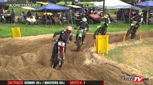 loretta lynn ama motocross senior 45 u0026 masters 50 moto 1 loretta lynn u0027s remastered 2014