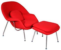 eero amazon amazon com mlf eero saarinen womb chair ottoman 8 colors
