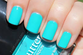light blue nail designs coodots