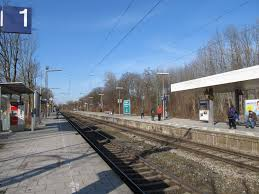Munich Riem station