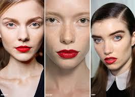 spring summer 2016 makeup trends
