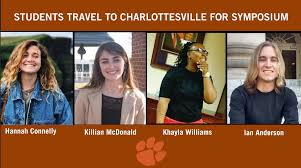 professor students go to charlottesville to talk about history of