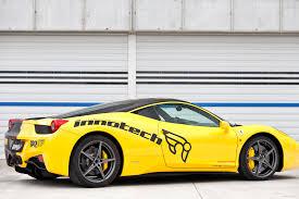 Ferrari 458 Horsepower - innotech performance exhaust ferrari 458 italia spider f1