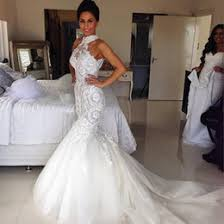 high neck halter wedding dress discount halter wedding gown cover 2017 halter wedding gown